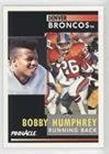 Bobby Humphrey (Football Card) 1991 Pinnacle - [Base] #340