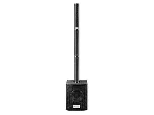 """Sistema de Audio con Woofer 8"""" y Bocinas Tipo Torre 20"""" 23,250 W PMPO / 400 W RMS Bluetooth Mezcladora 4 Canales USB SD"""