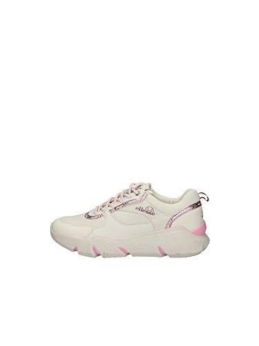 Ellesse Gwen - Zapatillas deportivas para mujer, color blanco Blanco Size: 38 EU