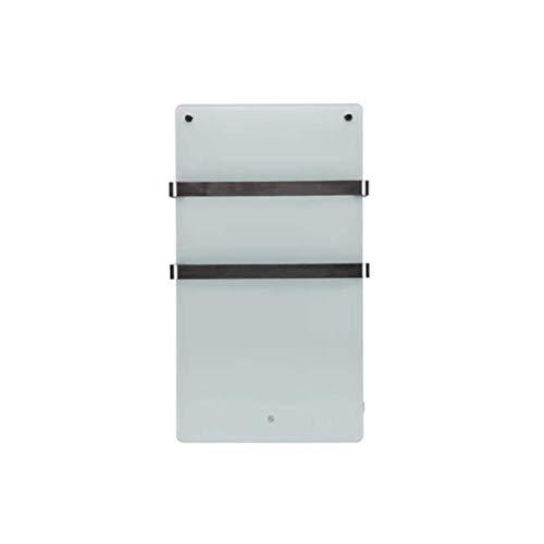 Radiador de baño con toallero (46 x 100 cm, acero inoxidabl