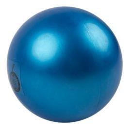 Amaya - Pelota de gimnasia rítmica, plástico, azul real 420g, homologada