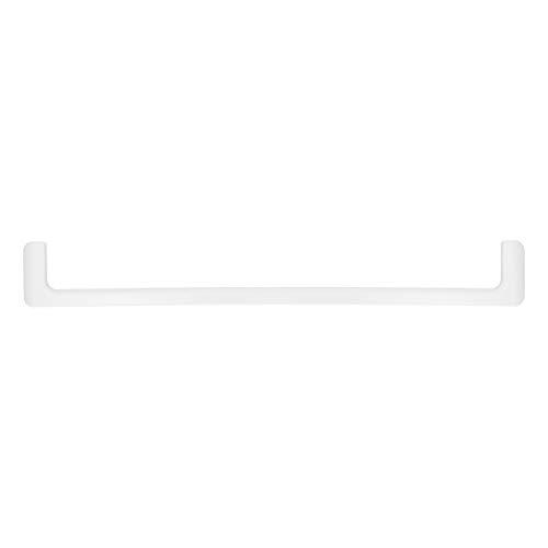 Glasplattenleiste Halteleiste Halter Glasscheibenhalter Halterung Scheibe vorne Kühlschrank ORIGINAL Miele 5148101