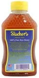 Fischer's 100% Pure Raw Honey, 24 Oz. Bottle (Pack of 1)