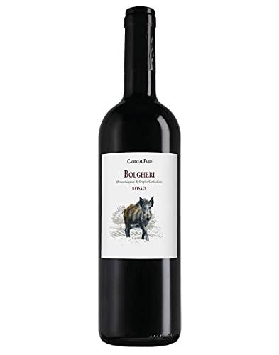 Bolgheri Rosso DOC Campo al Faro 2020 0,75 ℓ