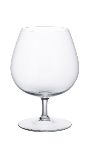 Villeroy & Boch Purismo Specials Cognac-Glas, Kristallglas, Transparent, 137mm