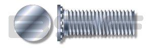 6-32X1 1 2 Self Clinching Stud Steel Heat Thread Max 68% OFF T Hardened Brand new Full