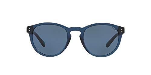 Polo Ralph Lauren Gafas de sol redondas Ph4172 para hombre
