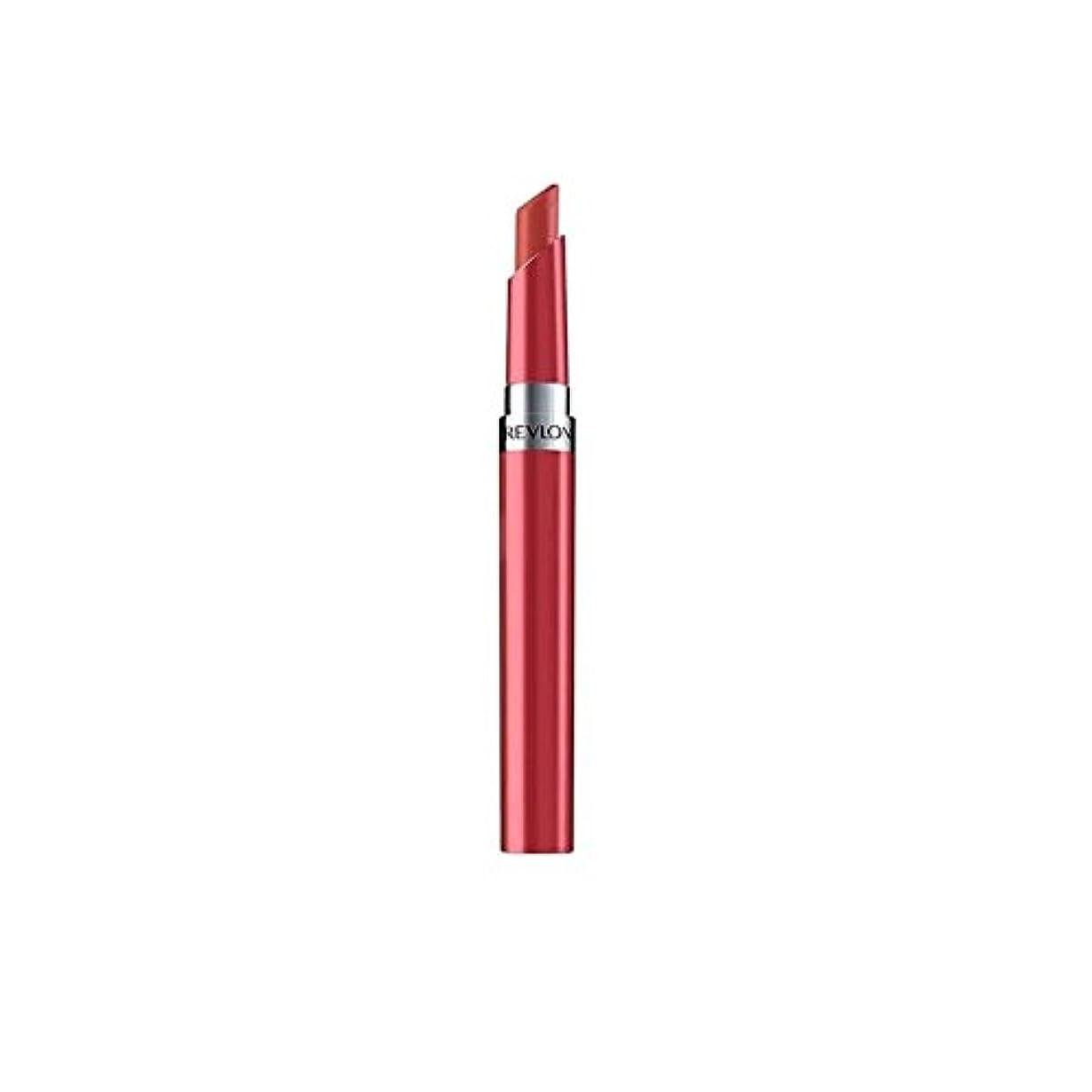 飛ぶなぞらえるはげレブロンウルトラゲルサンゴ x2 - Revlon Ultra HD Gel Lipcolor Coral (Pack of 2) [並行輸入品]