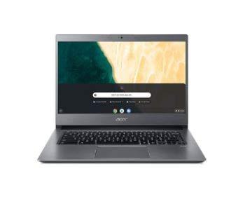 Acer Port Chromebook CB715-1W-58KH Intel® Core™ DC i3-8130 8 GB LPDDR4 64GB eMMC Intel UHD Graphics 620 14'' FHD IPS 16:9 Chrome OS DAS 0.8