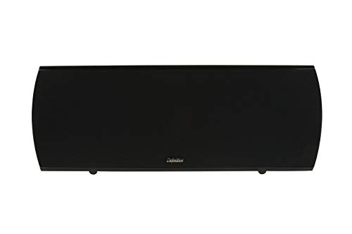 Definitive Technology ProCenter 2000 - Compact High Definition Center Channel Speaker for Home Theater System   Dolby Surround Sound, Powerful Bass   Wall-mountable   (Single, Black)