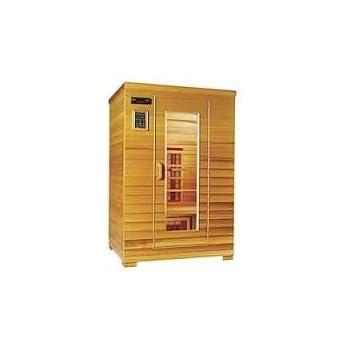Health Mate 2 Person Infrared Sauna (Cedar, 2 person)
