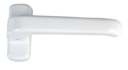 AMIG 19248 - Manilla puerta epsilon aluminio lacado blanco