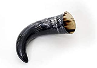 custom viking drinking horn