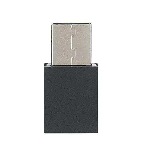CCYLEZ Adaptador USB WiFi, Adaptador de Red inalámbrica Tarjeta receptora Transmisor de Antena Incorporado, Adaptador Bluetooth WiFi para PC/Escritorio/Laptop/Soporte telefónico XP/Vista / 7/8/10