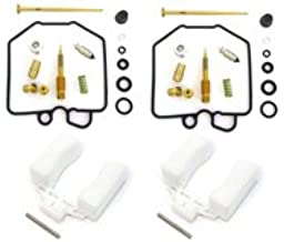 Ultimate Carburetor Rebuild Kit - Compatible with Honda CX500 CX500C CX500D CX 500-1980 - 1982