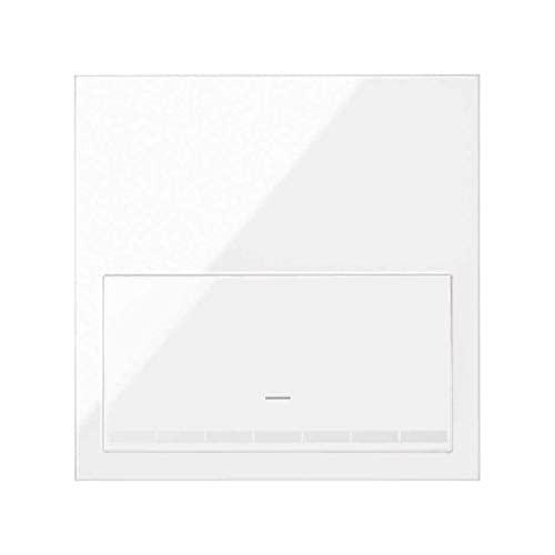 Kit front de 1 elemento para persianas IO, serie 100, 3 x 12 x 8,3 centímetros, color blanco (referencia: 10020112-130)