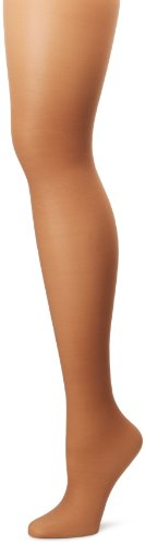 Hanes Silk Reflections Women's Alive Sheer To Waist Support Pantyhose, Barely There, E