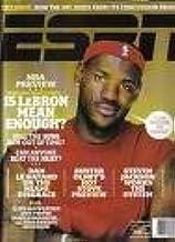 ESPN Magazine - LeBron James November 2006