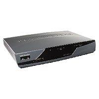 Cisco 871 Eingebauter Ethernet-Anschluss Schwarz - Router (0-40 °C, -20-65 °C, 10-85%, 5-95%, 0-3000 m, 0-4570 m)