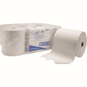 Kimberly-Clark Rollenhandtücher 20cmx304m 1-lagig VE=6 Stück