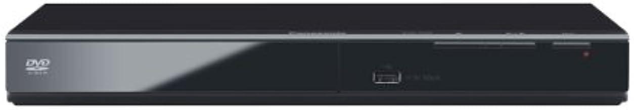 Panasonic DVD-S500EG-K Eleganter DVD-Player (Multiformat Wiedergabe mit xvid, MP3 und..