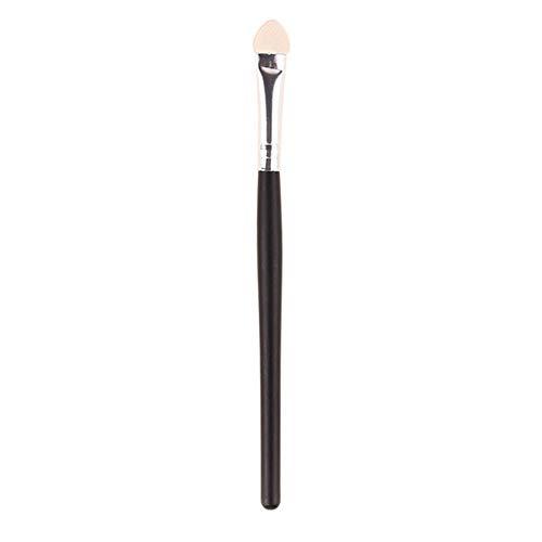 BonTime Lèvres pinceaux poignée en Bois Cils Outils de Pinceau de Maquillage Brosse Ombre à paupières, bâton d'ombre à paupières tête éponge