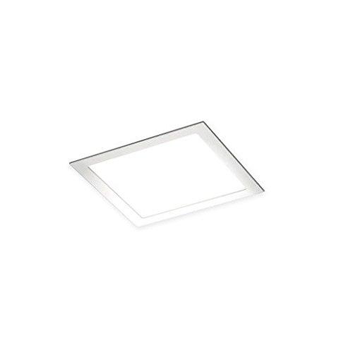 RZB Zimmermann LED-Einbau-Downlight 901488.002 3000K 300X300X23 Toledo Flat Downlight starr/schwenkbar 4051859087120