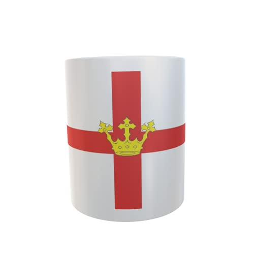 U24 Tasse Kaffeebecher Mug Cup Flagge Koblenz