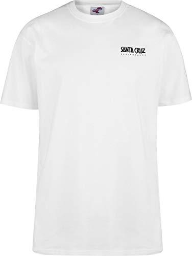 SANTA CRUZ Summer of 76 T-Shirt White
