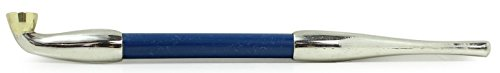 春山商事煙管福一煙管彩16.2cm竹使用日本製青385417
