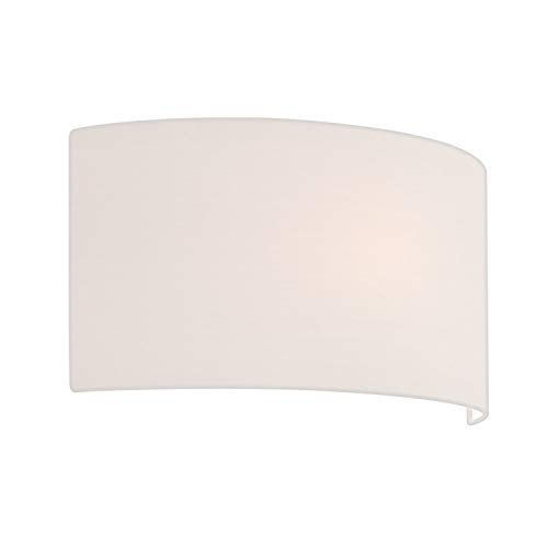 Astro Lighting - Abat-jour Semi Drum 400 - Blanc