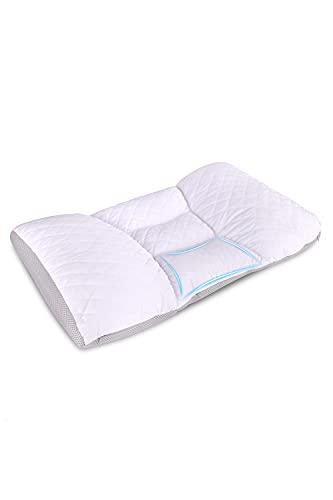 「良い眠りから、良い瞬間を」 VanMossy 改良された枕 まくら 高さ調整可能 低反発枕 パイプまくら いびき防止 横向き寝 枕 通気性 丸洗い可能 ピロー