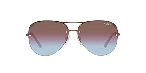 Vogue 0vo4080s 5074h7 58 Gafas de sol, Copper, Mujer