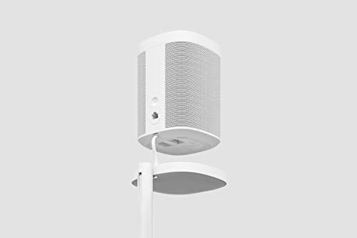 Sonos Stands - Set original Standfüße speziell für den Sonos One und den Play:1. Eine Elegante Lösung für die Platzierung der Surround-Speaker in Ihrem Heimkino