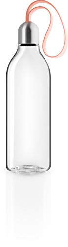 EVA SOLO | Backpack Trinkflasche 0,5l | BPA-freiem Kunststoff, Silikon und Edelstahl | Cantaloupe