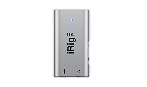 IK Multimedia iRig UA Android用DSP内蔵インターフェイス【国内正規品】
