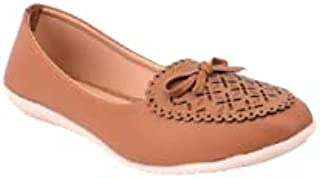 Zap Women's Loafer-Brown (S.NO_5)
