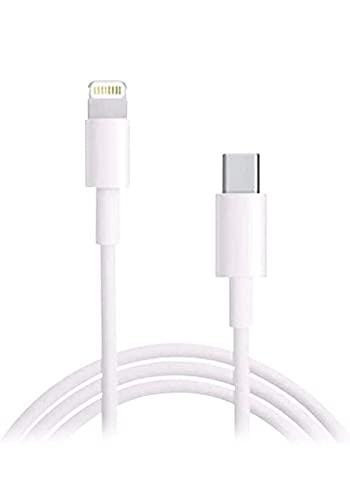USB C a cargador de iluminación y cable de sincronización de datos para dispositivos Apple