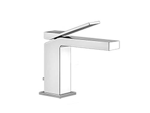 Gessi Rettangolo K rubinetto lavabo monocomando 53002-Cromo