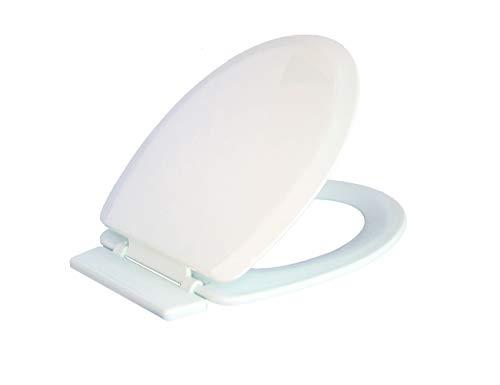 Tapa para WC Modelo Lucian Compatible con Muchos Modelos