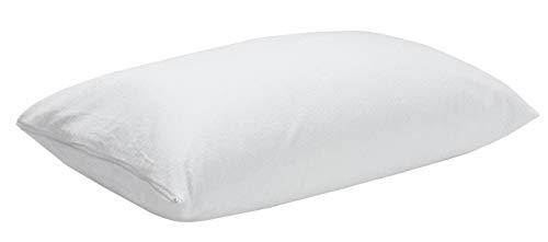 Pikolin Home - Funda de almohada rizo. Antialérgica, impermeable y transpirable, 40x75cm (Todas las medidas)