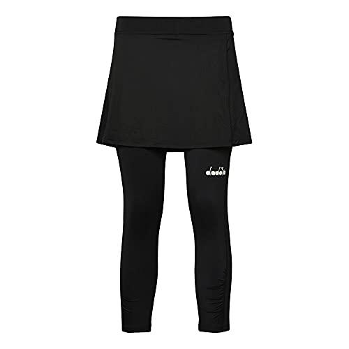 Diadora - Gonna da Tennis L. Power Skirt per Donna (EU XL)