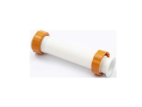 acquaverde RICAMBI Tubo di Collegamento per Filtro A Sabbia con 1000 e 1500 Gal Senza GS con Dadi P61978 Senza GS
