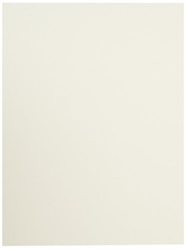 Sax Watercolor Paper Beginner Paper, 9 x 12 Inches, Natural White, Pack of 100 - 408400