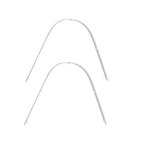 Price comparison product image 137513300 Front Drum Glide Strip 2 Pack For Dryer Replace AP5650542,  131963900,  PS5574052,  2629362