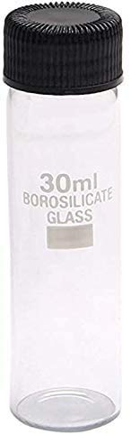 Vials Glass vials with Save money Plastic caps Free shipping New v Cap