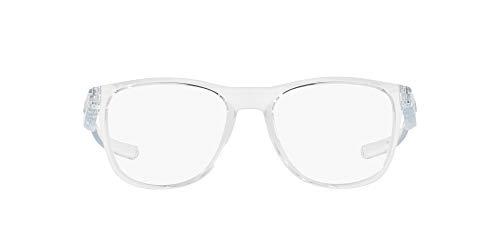 Oakley 0OX8130 Monturas de gafas, Polished Clear, 52 Unisex