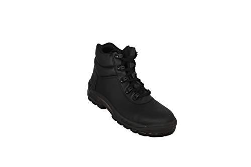 Jallatte Jalhelgi Noir SAS S3 SRC veiligheidsschoenen bouwschoenen hoog zwart