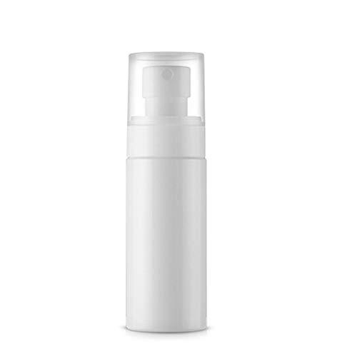 chytaii aerosol botella frasco de agua cosmétrique pulverizador de perfume Spray vacío viaje recargable portátil de plástico color blanco