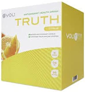 Yoli - Truth Antioxidant Health Drink Packets (Citrus)